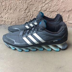 Men Adidas Spring Blade Running Shoes Size 10.5